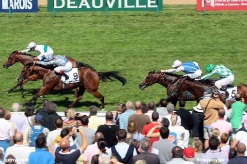 Deauville - C5 - 11/08/2013